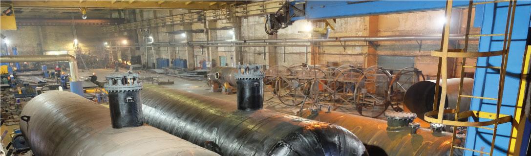 Саратовскому резервуарному заводу 4 года!