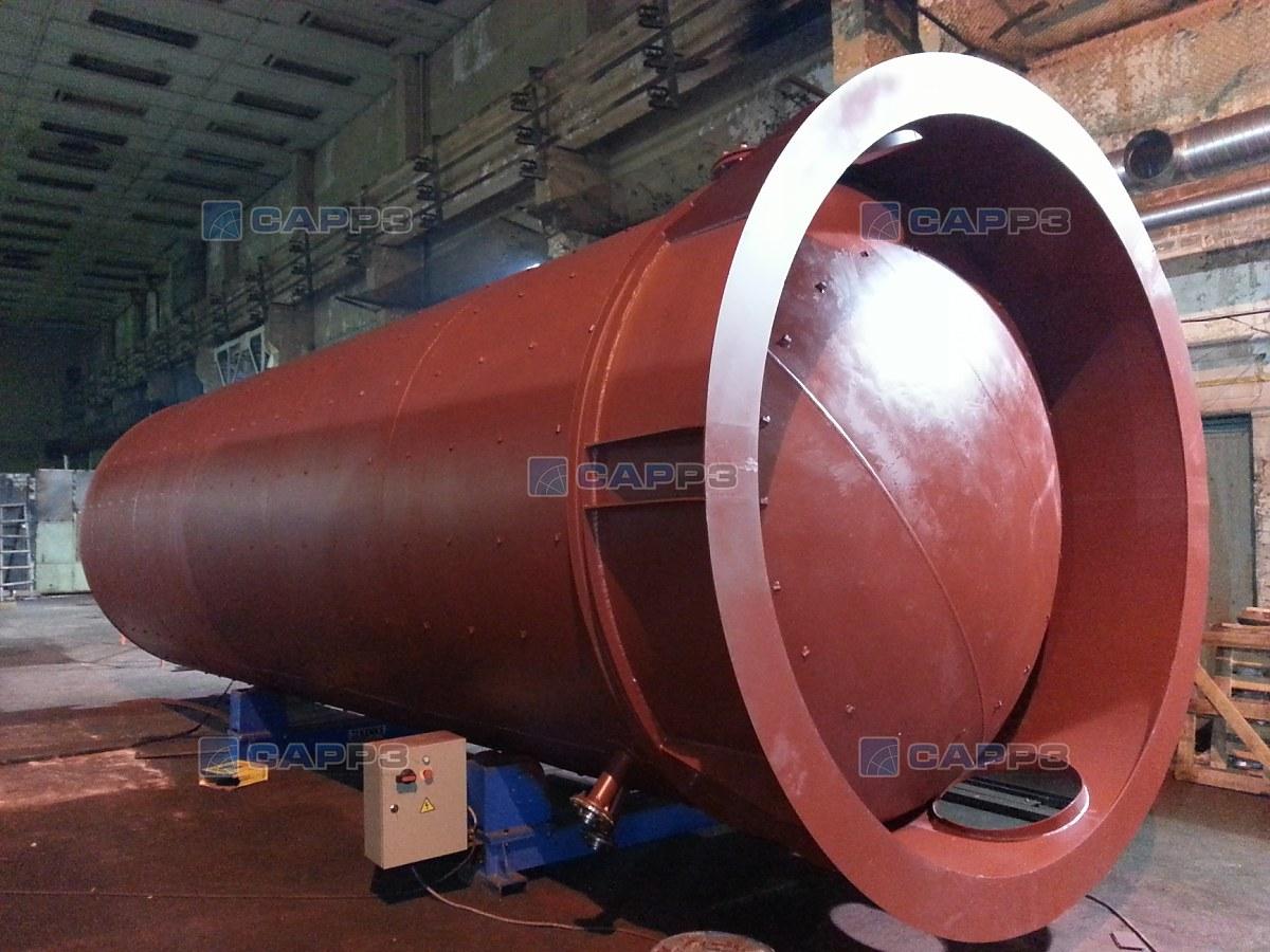 Изготовление и поставка РВС-50 м3