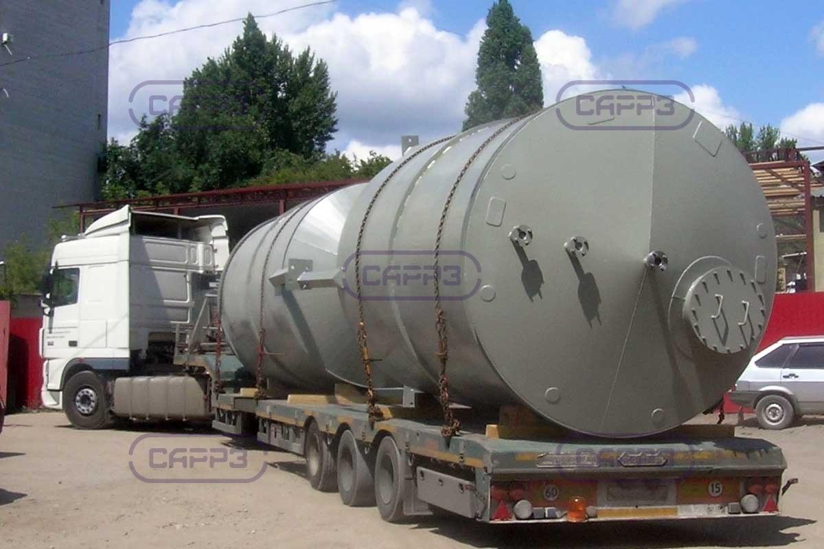 Резервуар вертикальный РВС 20 м?