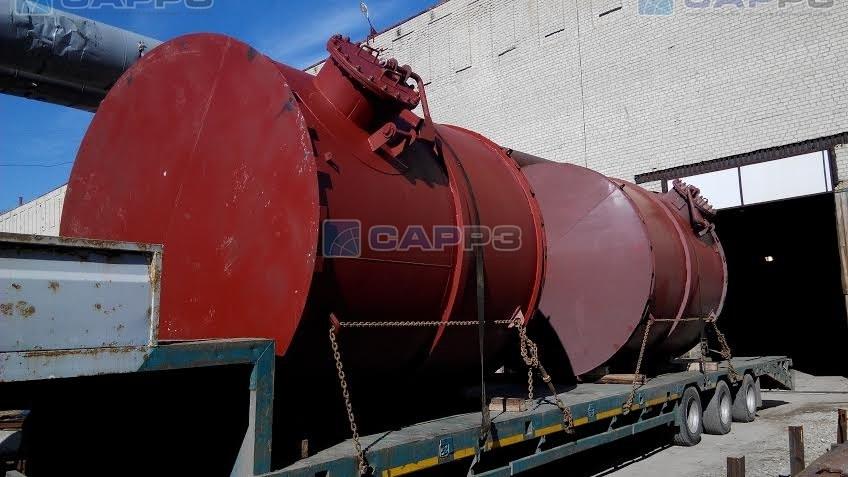 Резервуар вертикальный РВС 17 м?