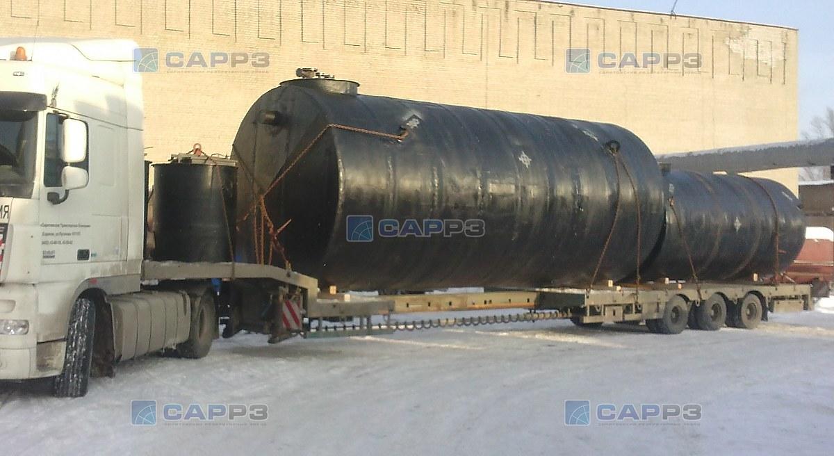 Отгрузка РГСП-25 и РГСП-60 в Казахстан
