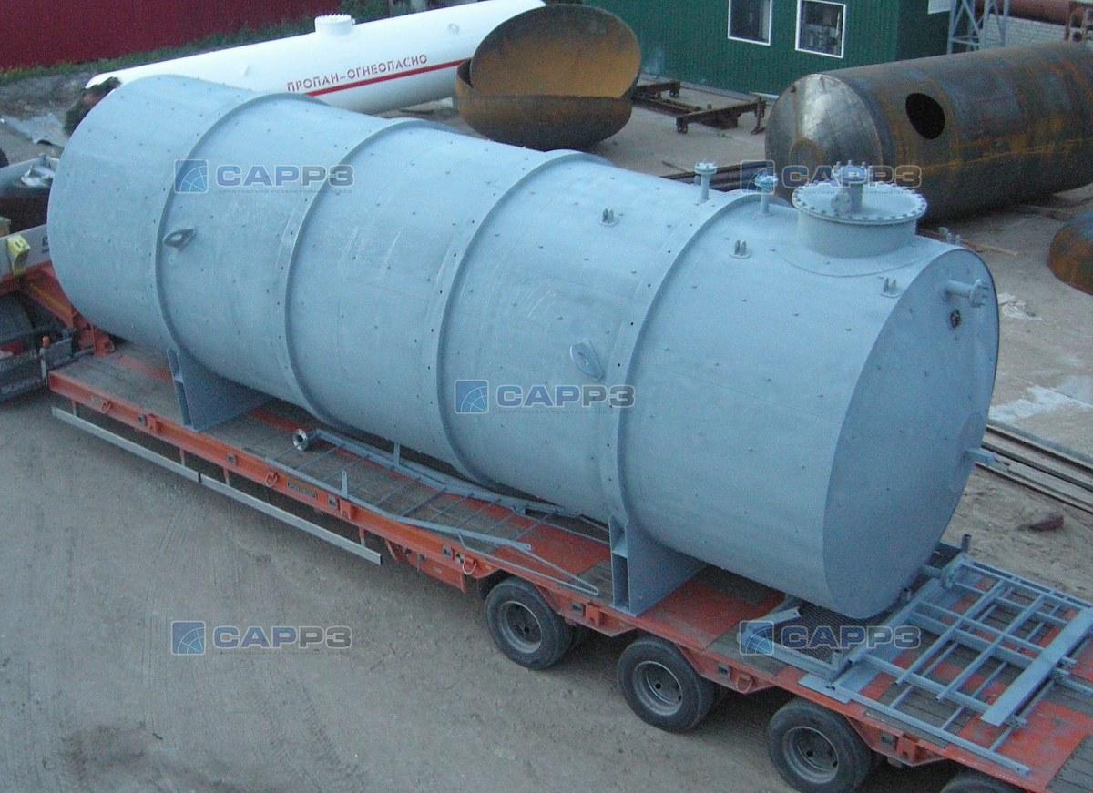 Бак аккумулятор горячей воды БАГВ-50