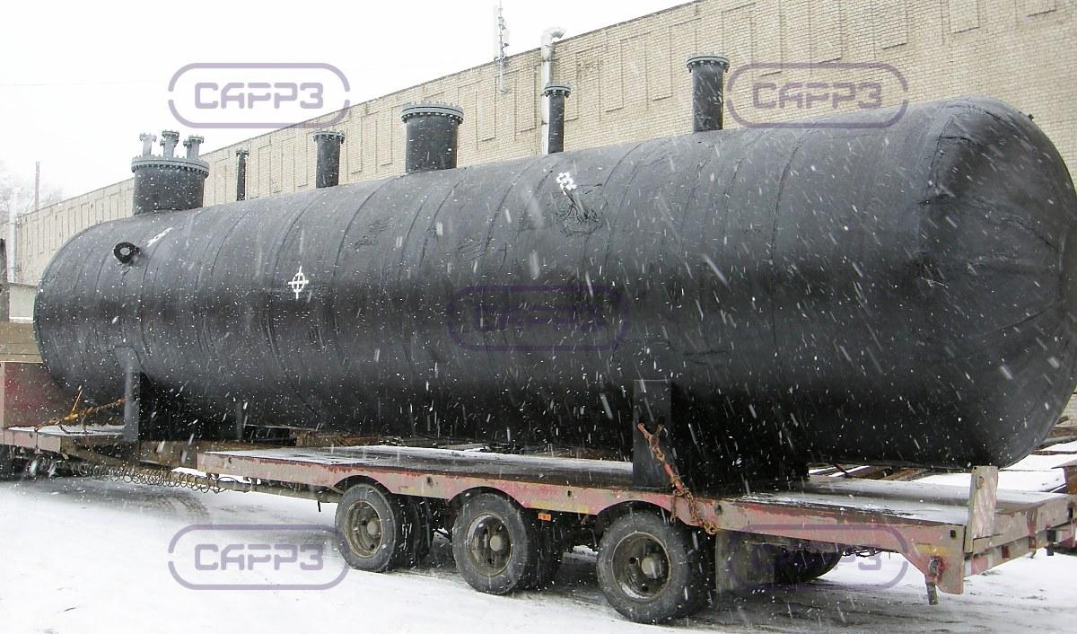 Отгрузка второго СУГ-50П